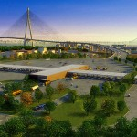 DRIC/NITC Bridge Rendering