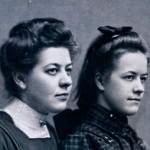 Left to Right, Betsie and Corrie ten Boom