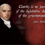 Madison chairty is no part of govt