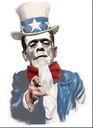 Big govt Frankenstein