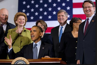 Stabenow, Peters.Obama