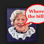 where's the bill?